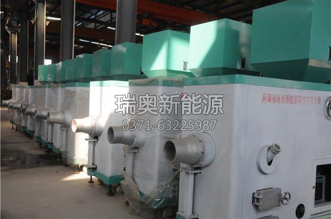燃气锅炉改生物质锅炉