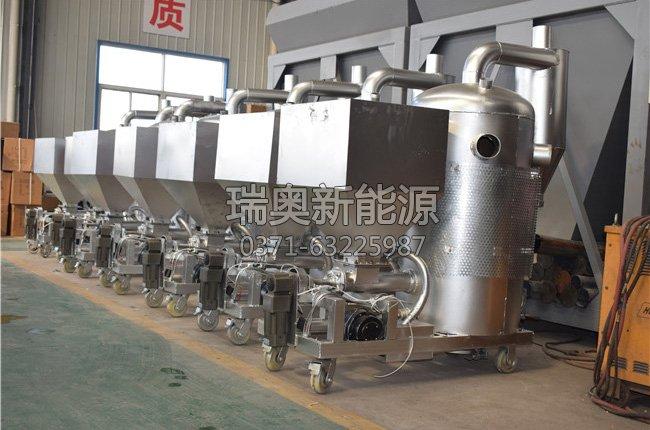 燃煤锅炉改生物质锅炉