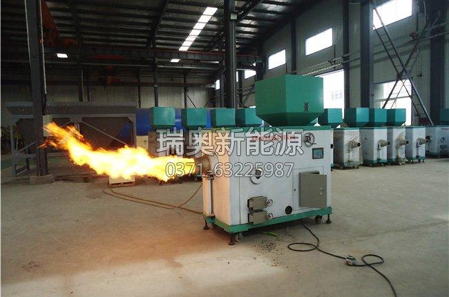1.5吨生物质燃烧机