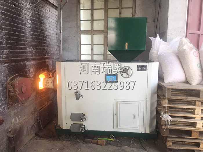 燃煤锅炉改生物质