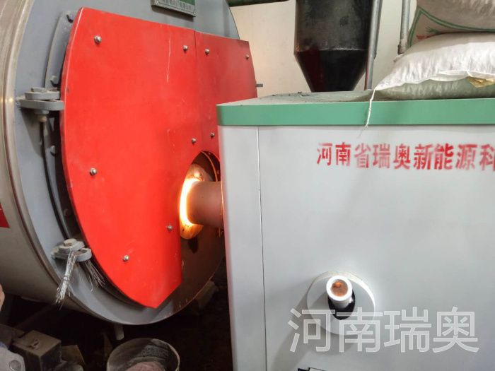 燃气锅炉改生物质