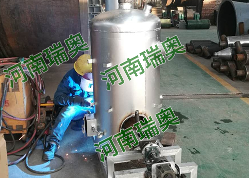 河南瑞奥生物质热风炉走进福建漳州