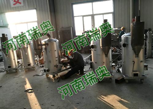漳州生物质热风炉