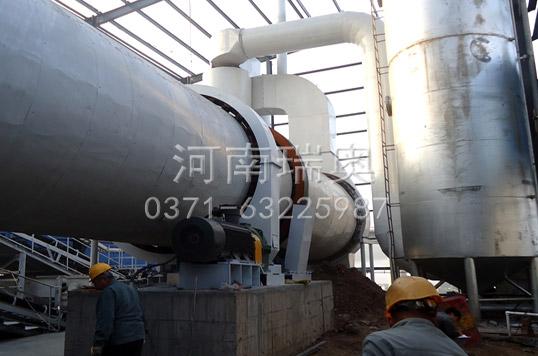 日产2000吨煤泥烘干机价格
