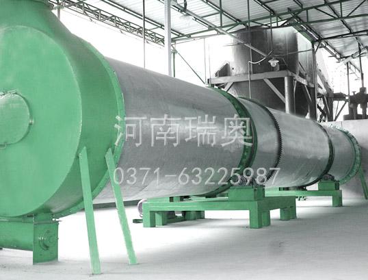 日处理1500吨精煤烘干机报价